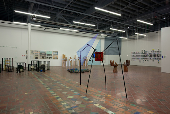 Kadist Foundation and MOCAD Sculpture