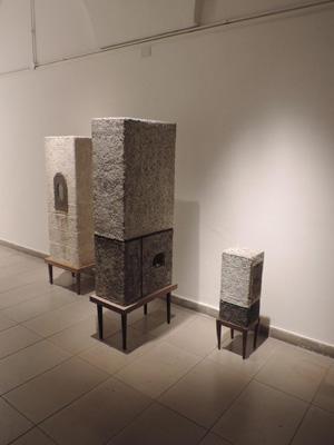 Ezequiel Verona Sculpture