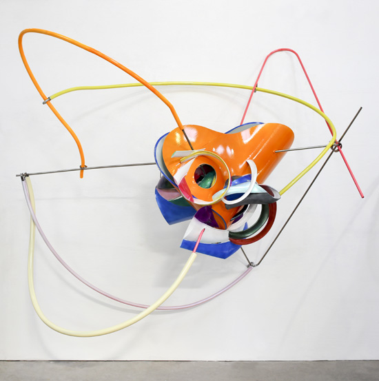 Frank Stella Sculpture