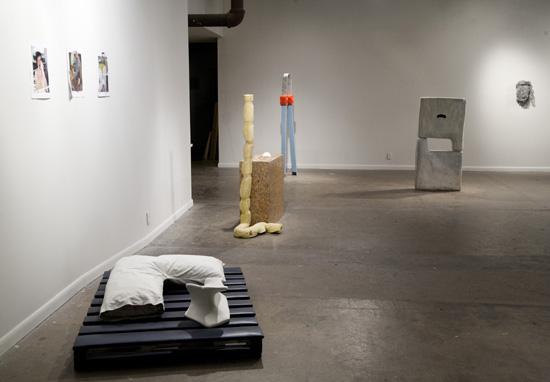 Pump Project Sculpture