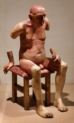 Fernando Rosas Sculpture