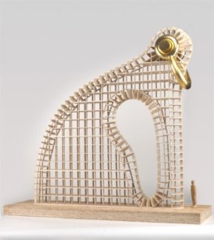 Martin Puryear Sculpture