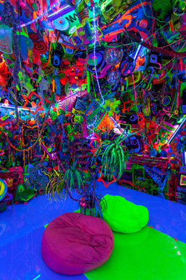 Kenny Scharf Sculpture