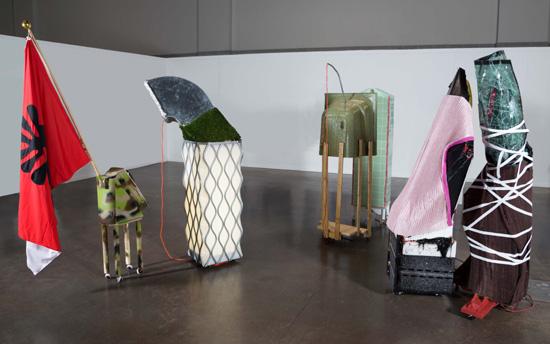 Joe Bochynski Sculpture