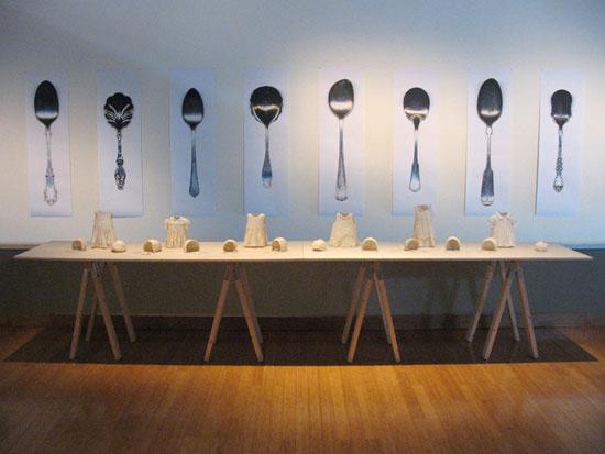Sarah Saunder Sculpture