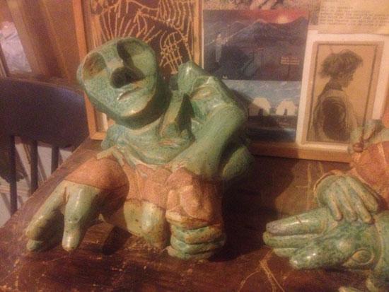Peter Gourfain Sculpture