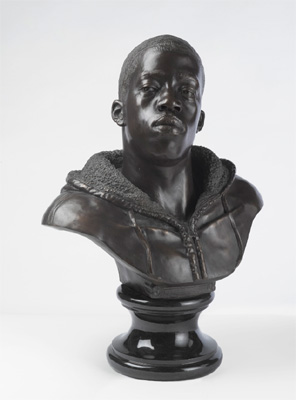 Kehinde Wiley Sculpture